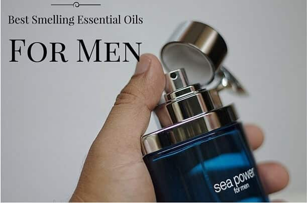 Best Smelling Essential Oils for Men