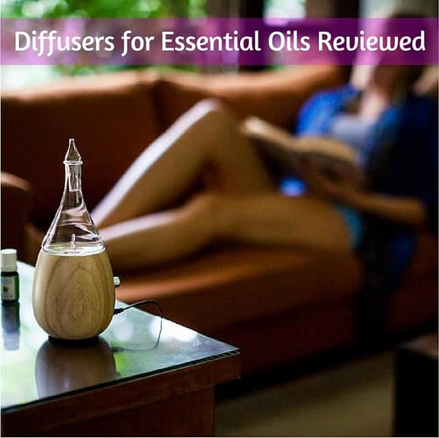 Diffusers for Essential Oils Review