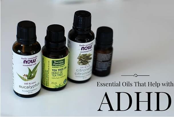 Essential Oils That Help withADHD