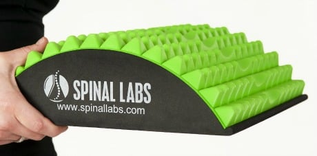PT lumbar support back stretching tool