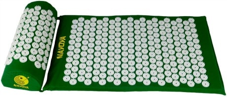 Nayoya back and neck pain relief mat