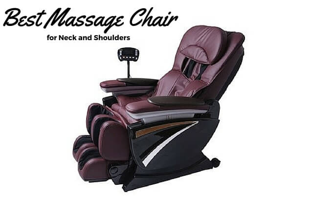 Best massage chair for neck and shoulders reviewed for for Popular massage chair