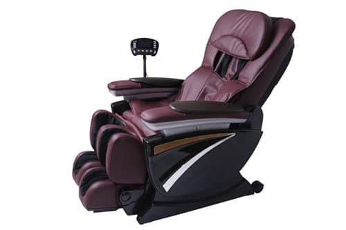 BestMassage Zero Gravity Shiatsu Soft 3D EC01 Massage Chair