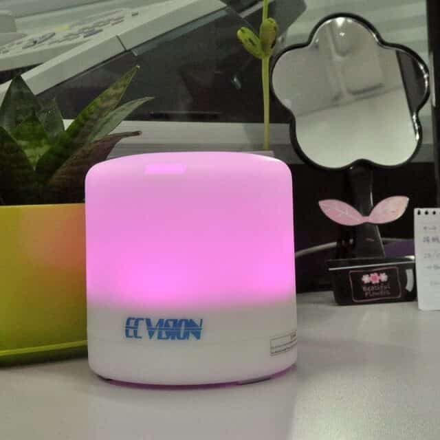 ECVISION Cordless Essential Oil Diffuser Review