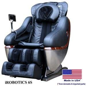 Luraco iRobotics i6S Medical Robotic Massage Chair
