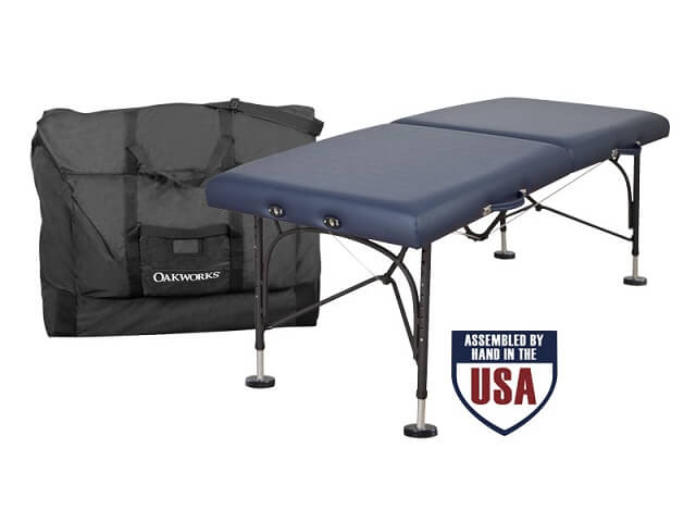 Oakworks Boss Portable Treatment Table Review