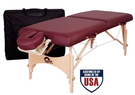 Oakworks One Portable Massage Table