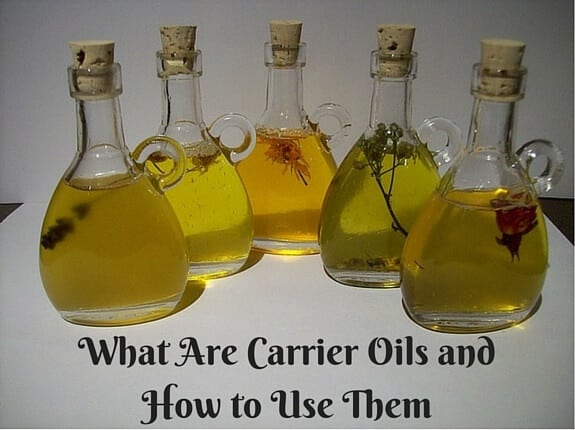 What Are Carrier Oils and How to Use Them