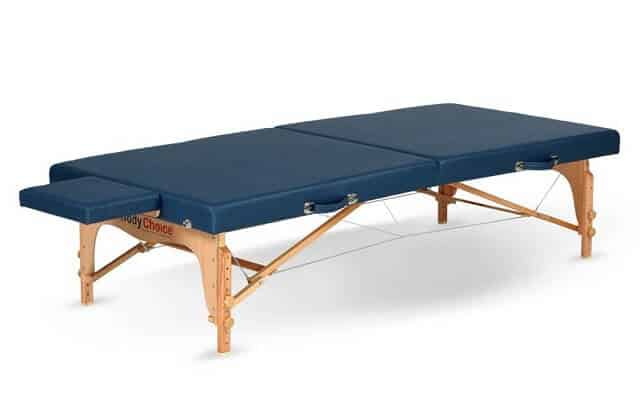 "33"" Extra Wide Portable SPA Massage Therapy Table"