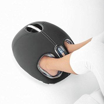 Brookstone Shiatsu Foot Massager Review
