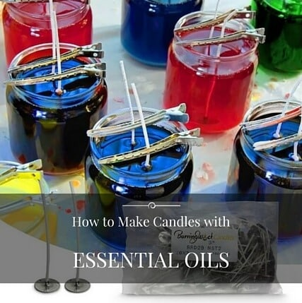 Can You Use Diffuser Oil to Make Candles