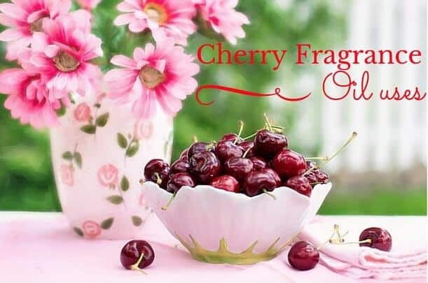 Cherry Essential Oil and Fragrance Oil