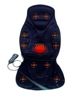 Five Star FS8812 10-Motor Vibration Massage Seat