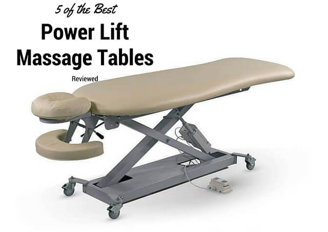 Power Lift Massage Tables Reviewed