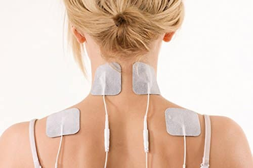 Tens Unit Settings Placing Electrodes