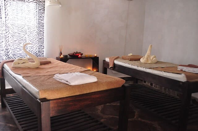 Traditional Japanese Anma Massage Tables