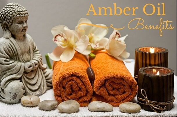 Amber Oil Benefits