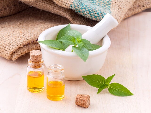 Ingesting essential oils and using internally