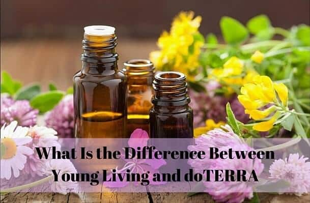 What Is the Difference Between Young Living and doTERRA