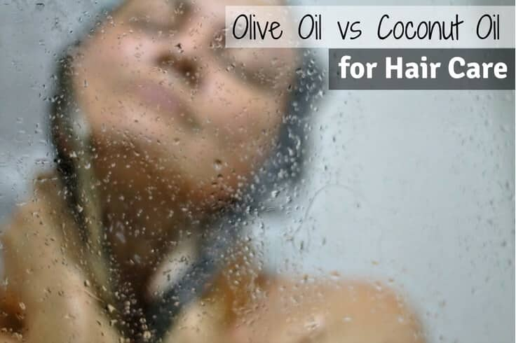 Olive Oil vs Coconut Oil for Hair Care