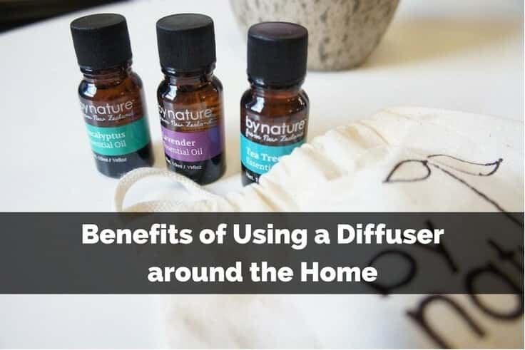 Benefits of Using a Diffuser around the Home