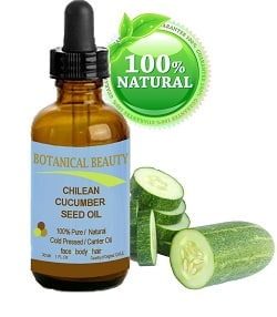 Cucumber Essential Seed Oil Benefits and Uses