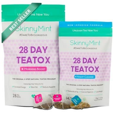 Does Skinnymint Teatox Work For Your Massage Needs