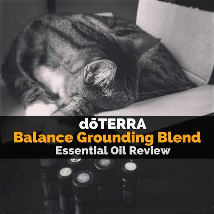 doTERRA Balance Grounding Blend Essential Oil Review Image