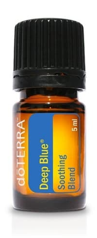 doTERRA Deep Blue Soothing Blend Essential Oil Review
