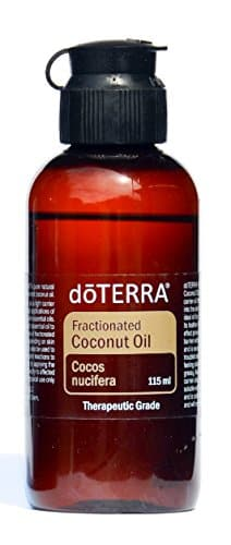 doTERRA Fractionated Coconut Oil Review