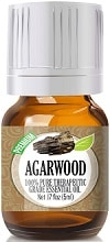 Agarwood 100% Pure Best Therapeutic Grade Essential Oil