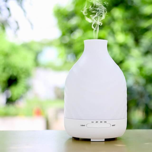 Aiho Essential Oil Diffuser Review 200ml Deik