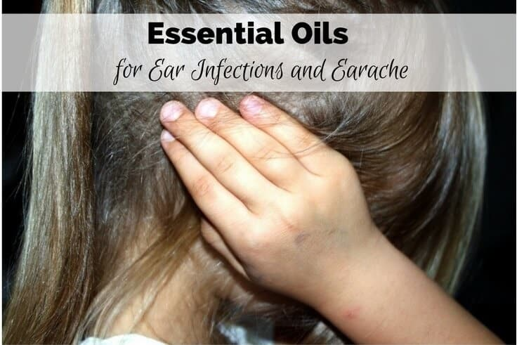 Essential Oils for Ear Infections and Earache