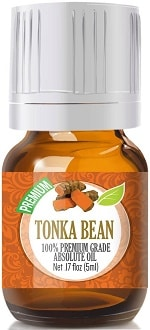 Tonka Bean Essential Oil Benefits and Uses 5 ml
