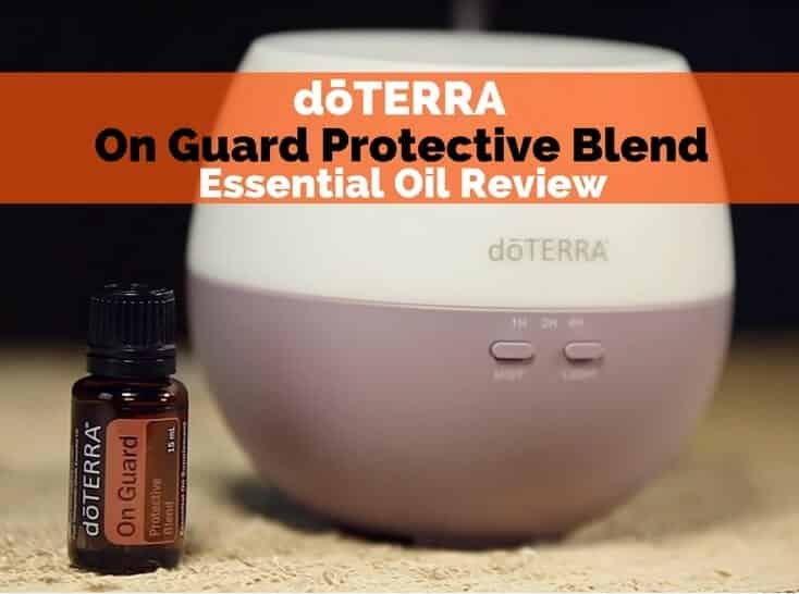 doTERRA On Guard Protective Blend Essential Oil Review