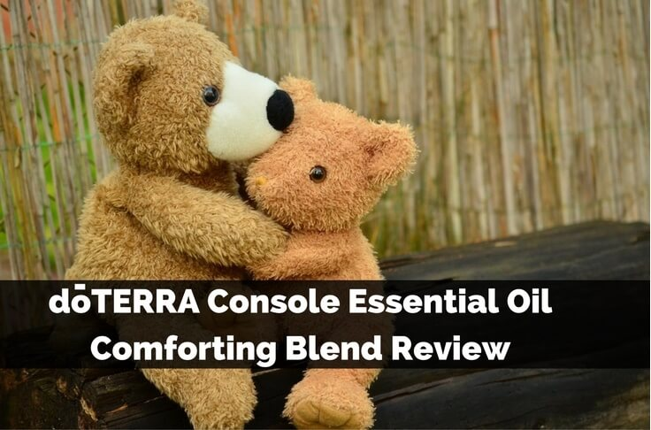 doTERRA Console Essential Oil Comforting Blend Review