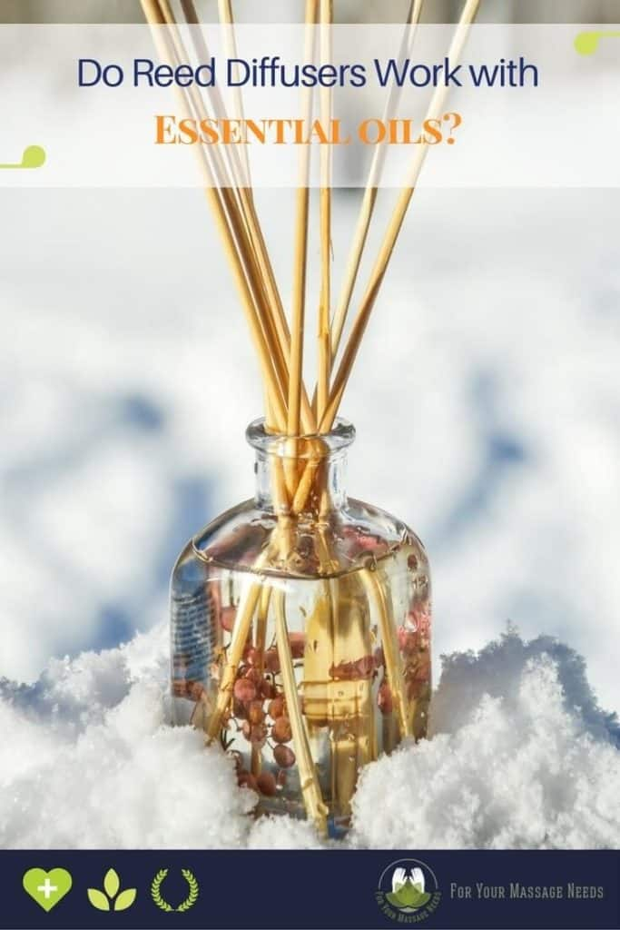 Do Reed Diffusers Work with Essential Oils
