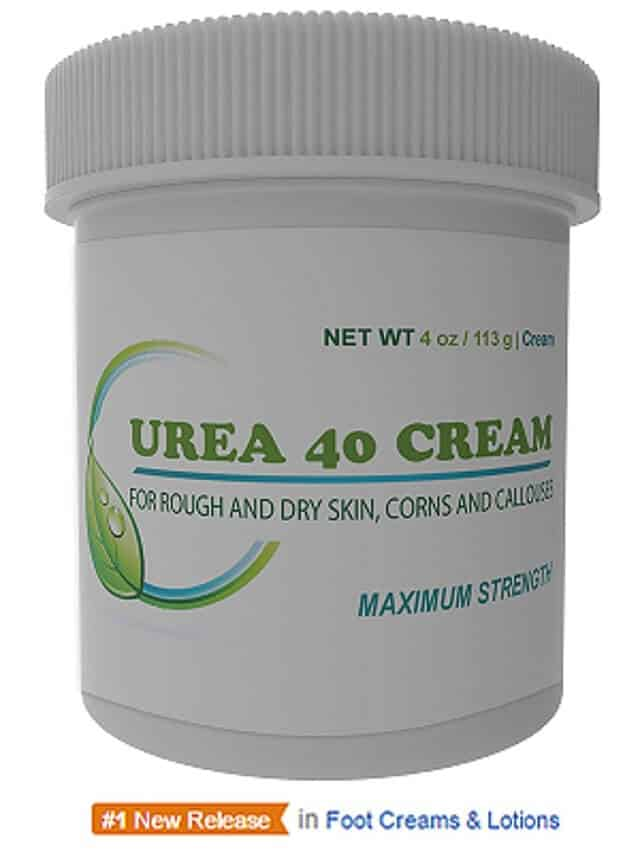 Urea Corn and Callus Remover