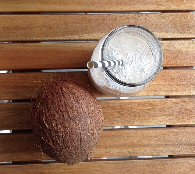 Coconut Oil Smoothies