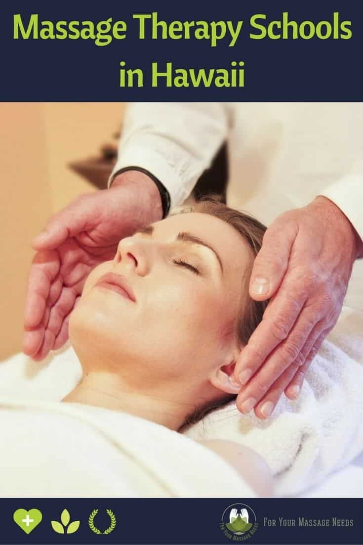 Massage Therapy Schools in Hawaii