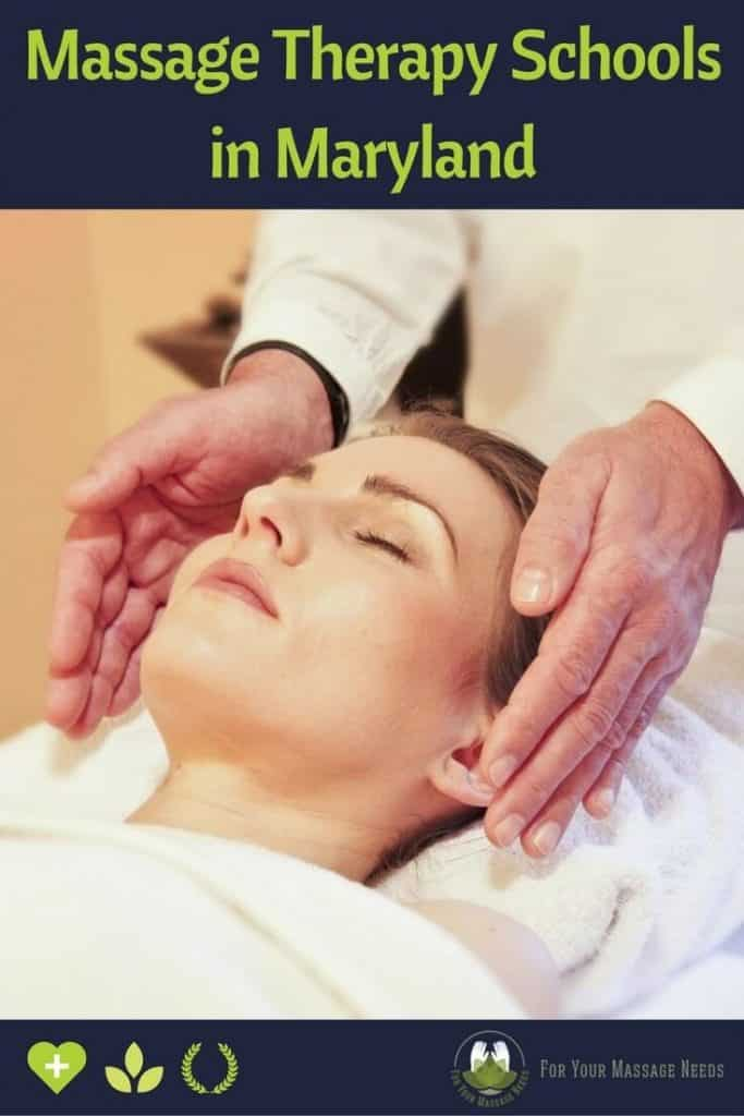 Massage Therapy Schools in Maryland