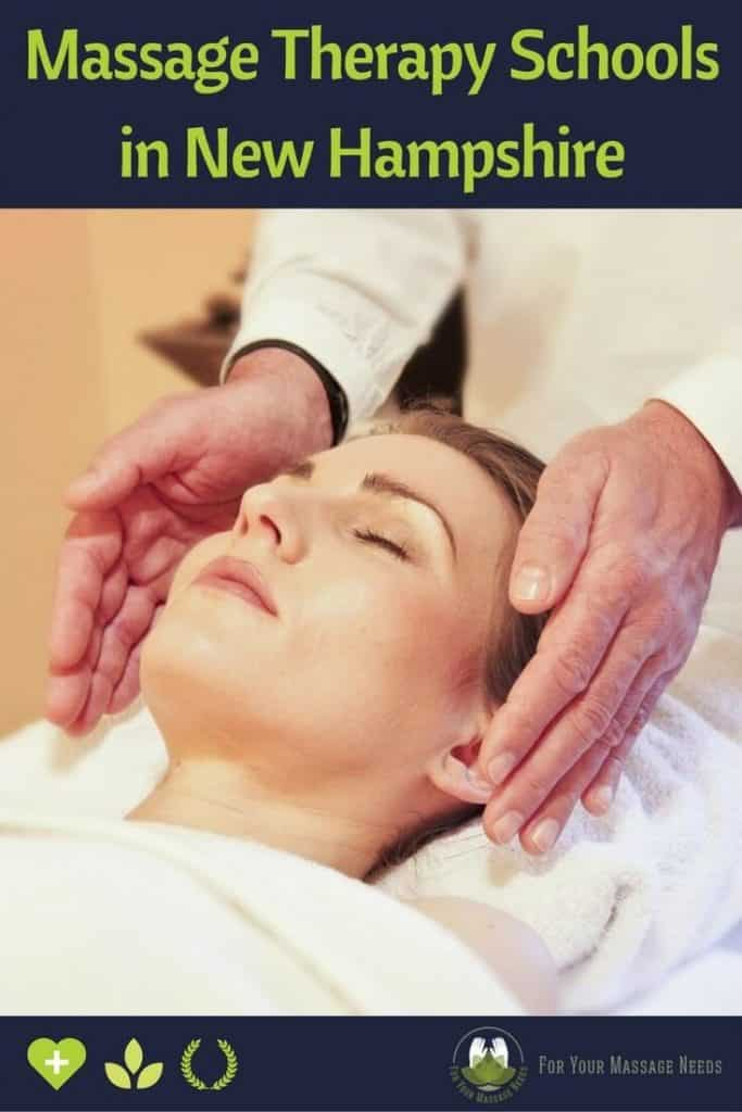Massage Therapy Schools in New Hampshire