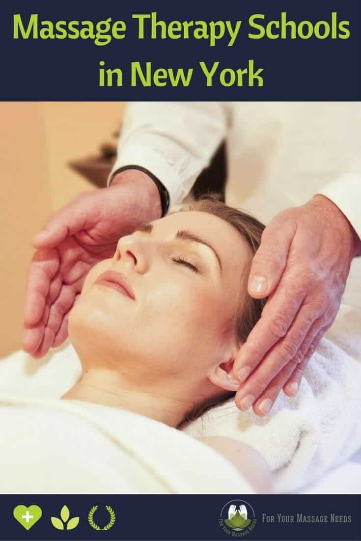 Massage Therapy Schools in New York