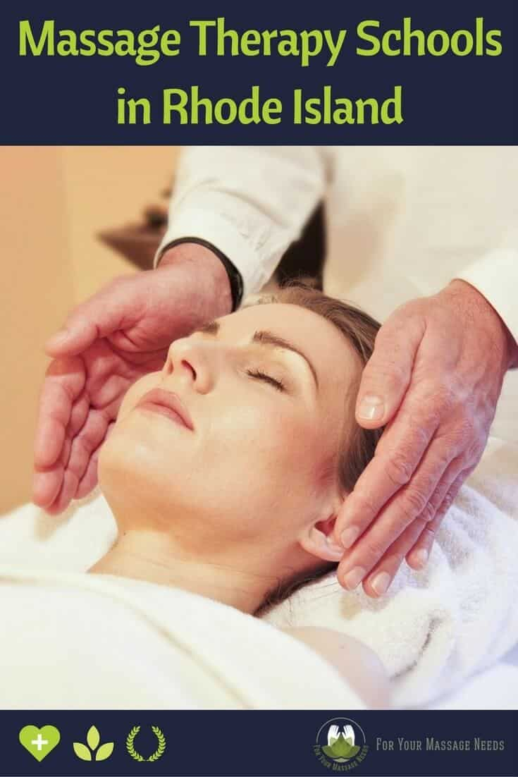 Massage Therapy Schools in Rhode Island
