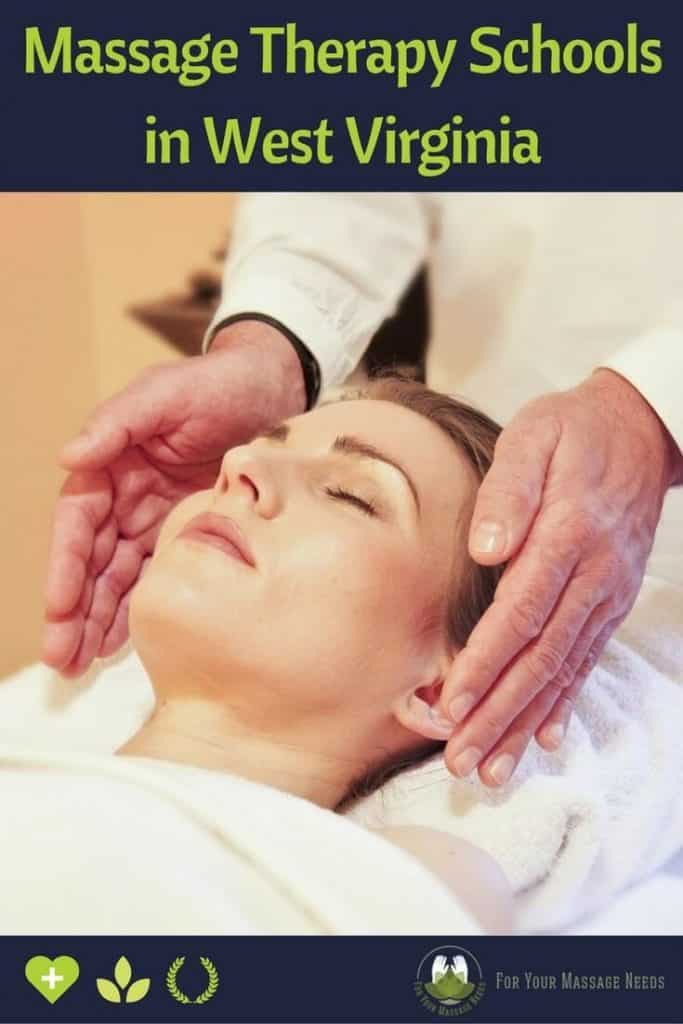 Massage Therapy Schools in West Virginia