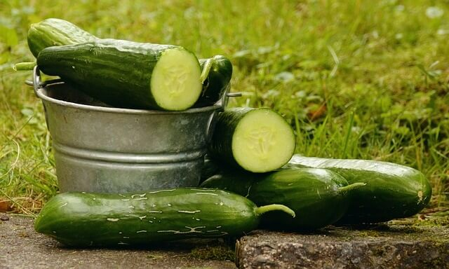 Flat Tummy Water Ingredients Cucumber