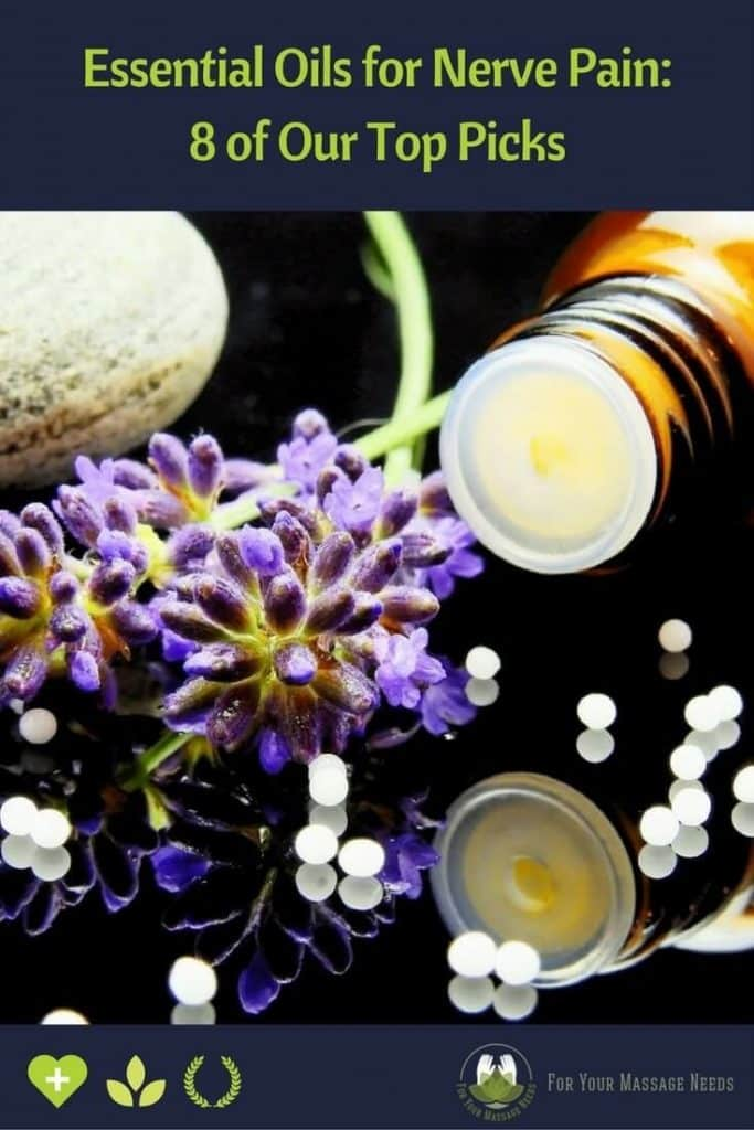 Essential Oils for Nerve Pain