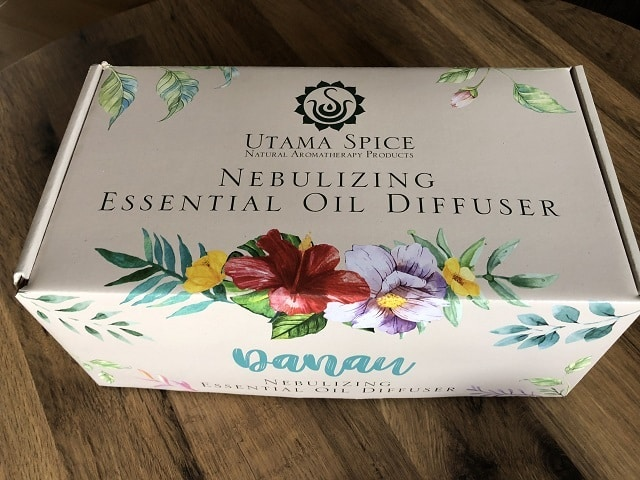 Utama Spice Boxed Diffuser Whats in the Box