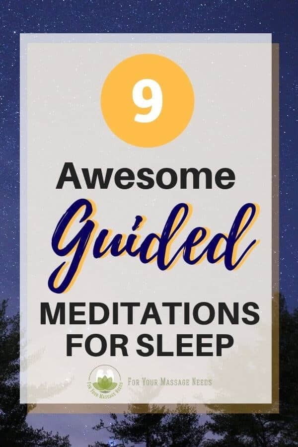 Best Guided Sleep Meditations on YouTube FYMN