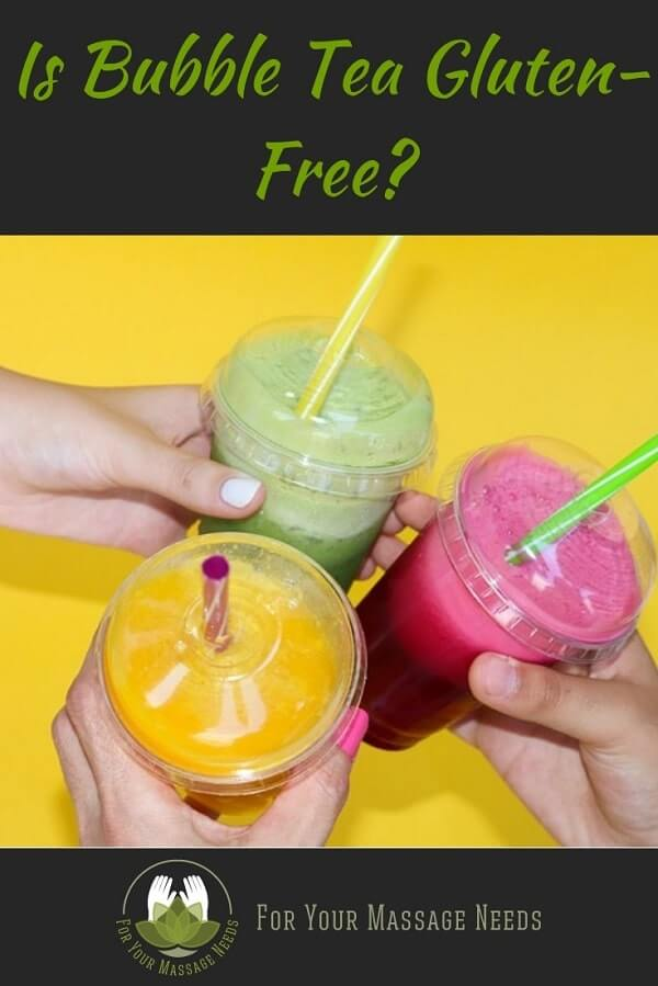 Is Bubble Tea Gluten Free